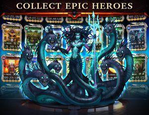 Legendary: Game of Heroes – High Damage Mod FULL APK | APK for
