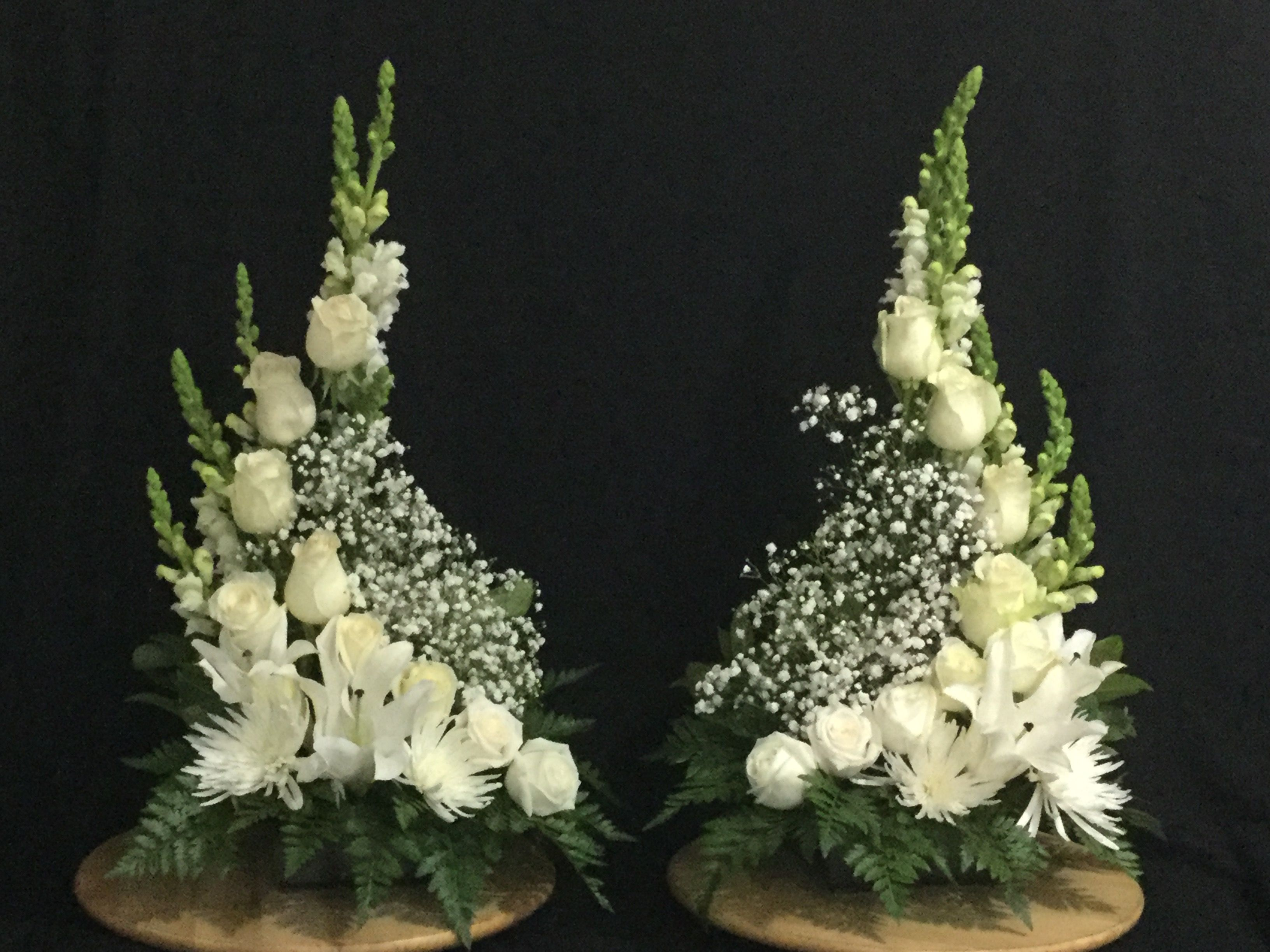 Beautiful floral arrangement flower arrangement Floral creations