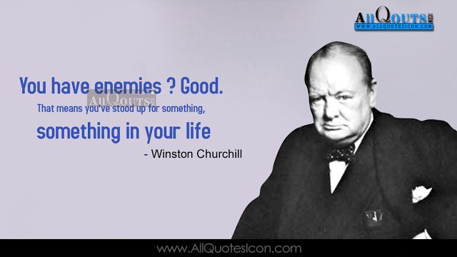 Winston Churchill English Quotes Whatsapp Dp Facebook Images