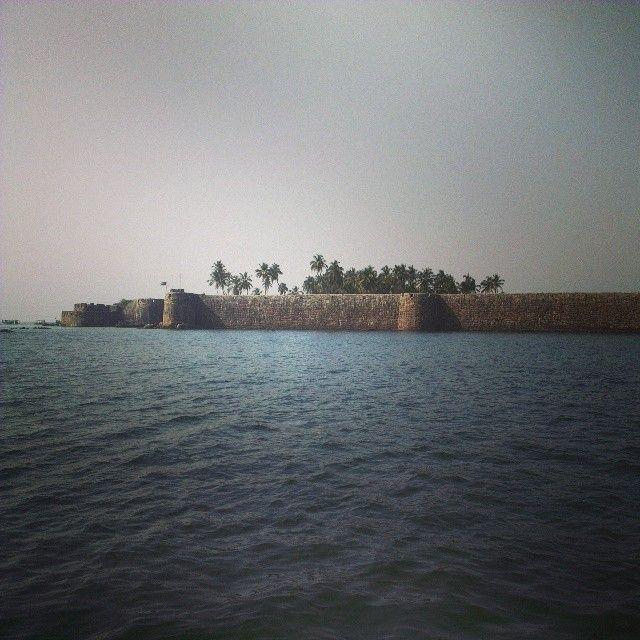 Sindhudurg Fort In Malvan, Maharatra