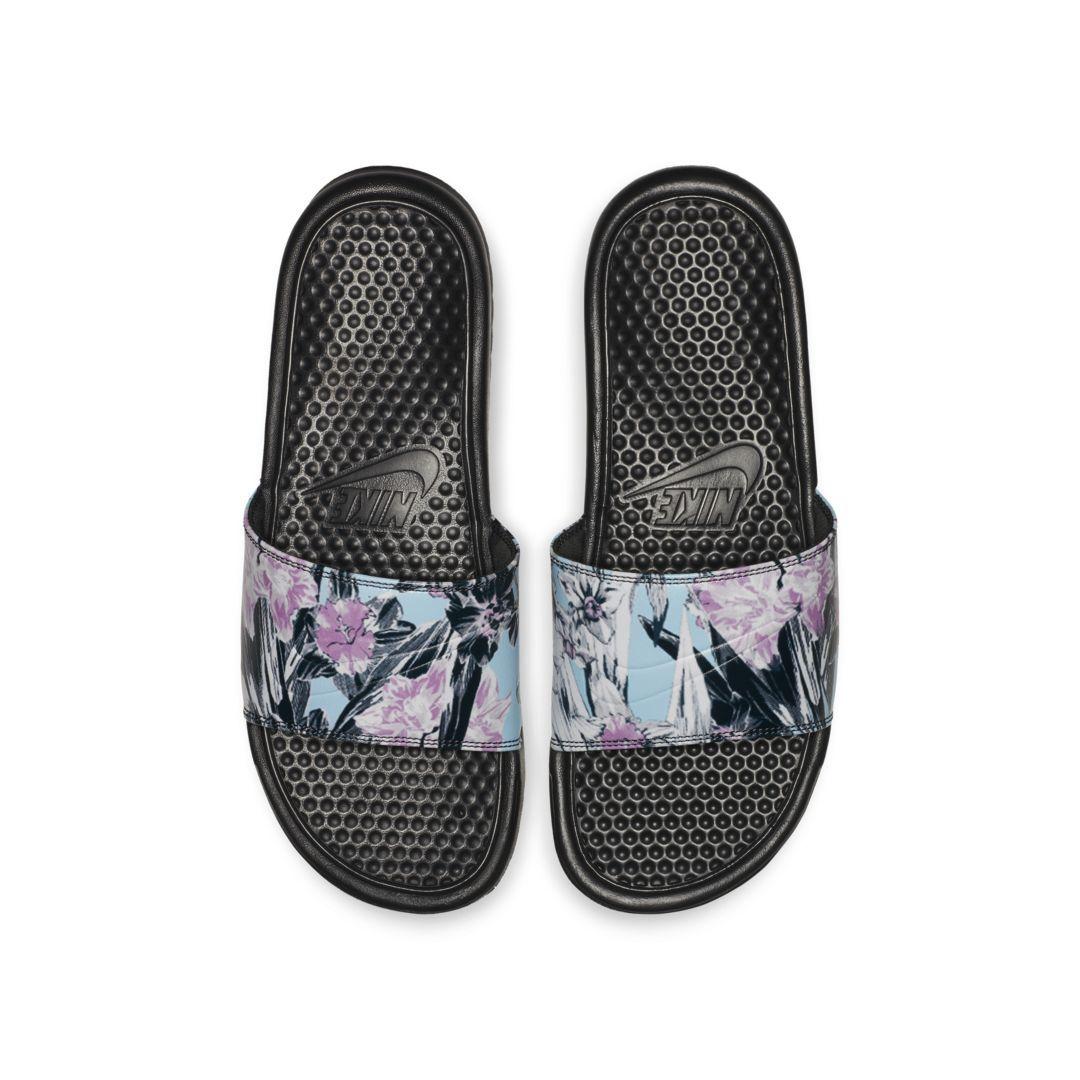 Benassi JDI Floral Women's Slide | Nike benassi, Women