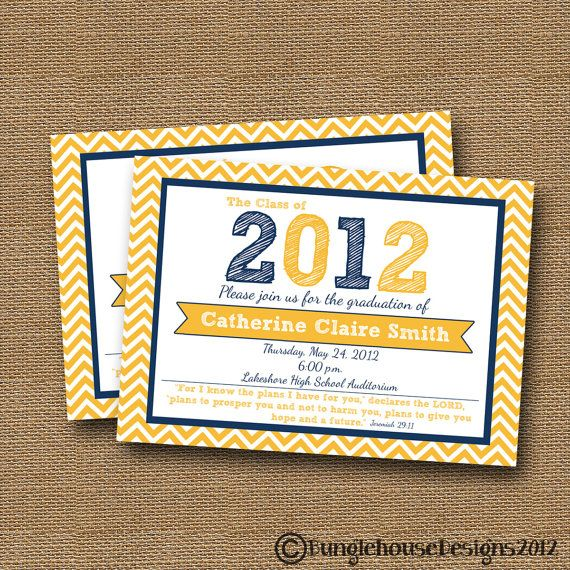 hey i found this really awesome etsy listing at httpswww - Diy Graduation Invitations