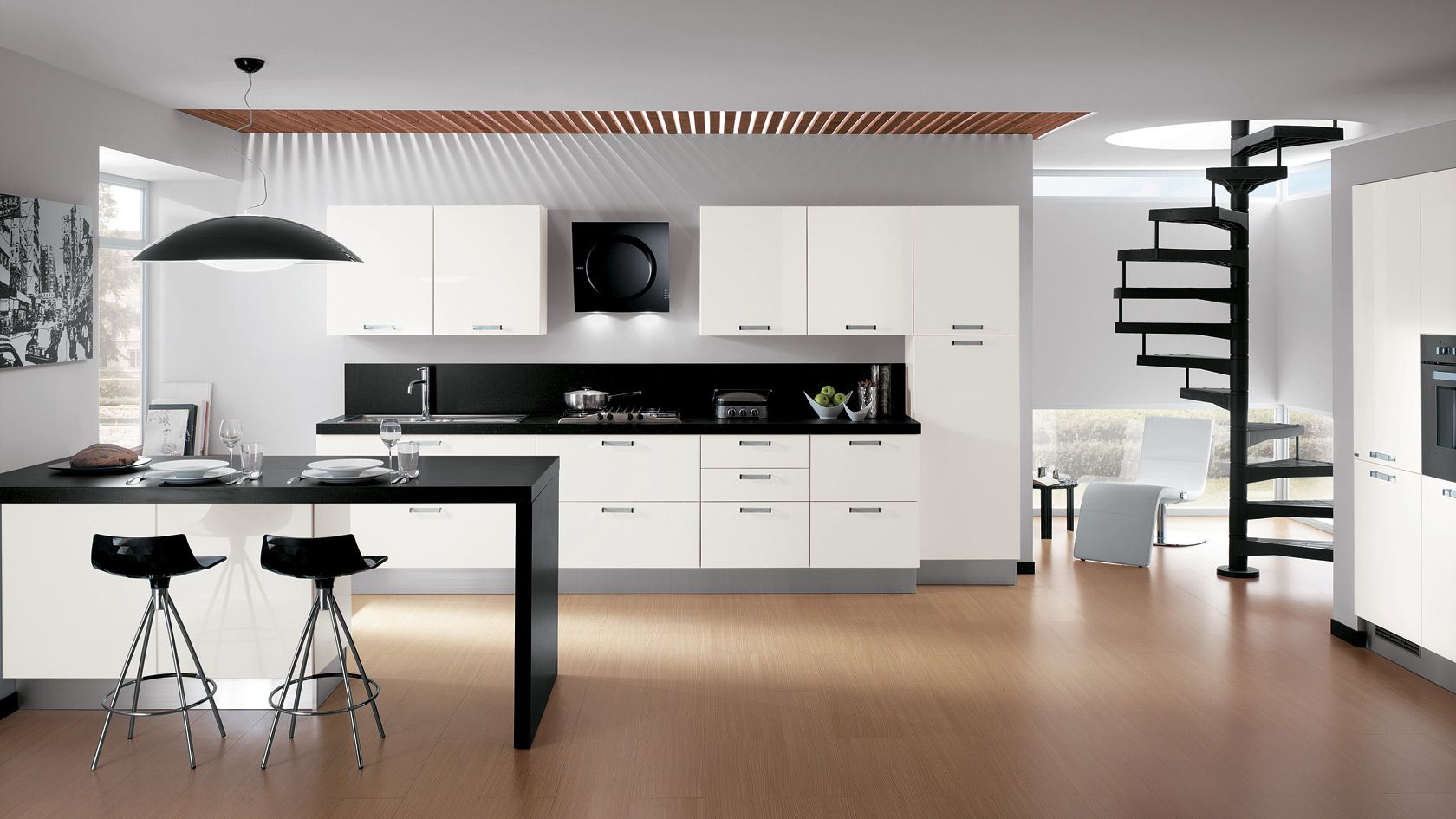 Cucina componibile Sax | Sito ufficiale Scavolini | ev | Pinterest ...