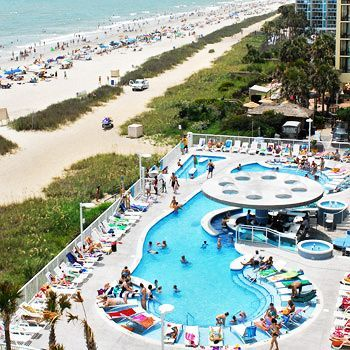 Pin By Margaret Williams On Places I Ve Been Places To Go Myrtle Beach Hotels Swim Up Bar Myrtle Beach Resorts
