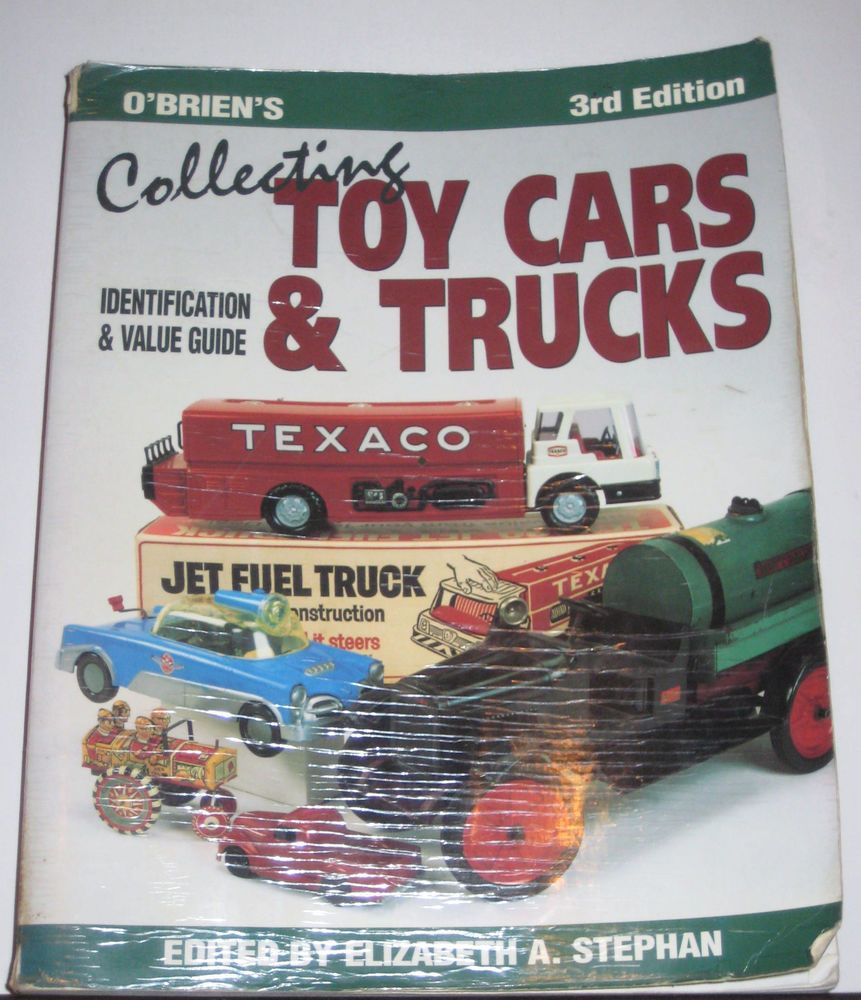 O\'Brien\'s Collecting Toy Cars & Trucks Id & Value Guide Matchbox Hot ...