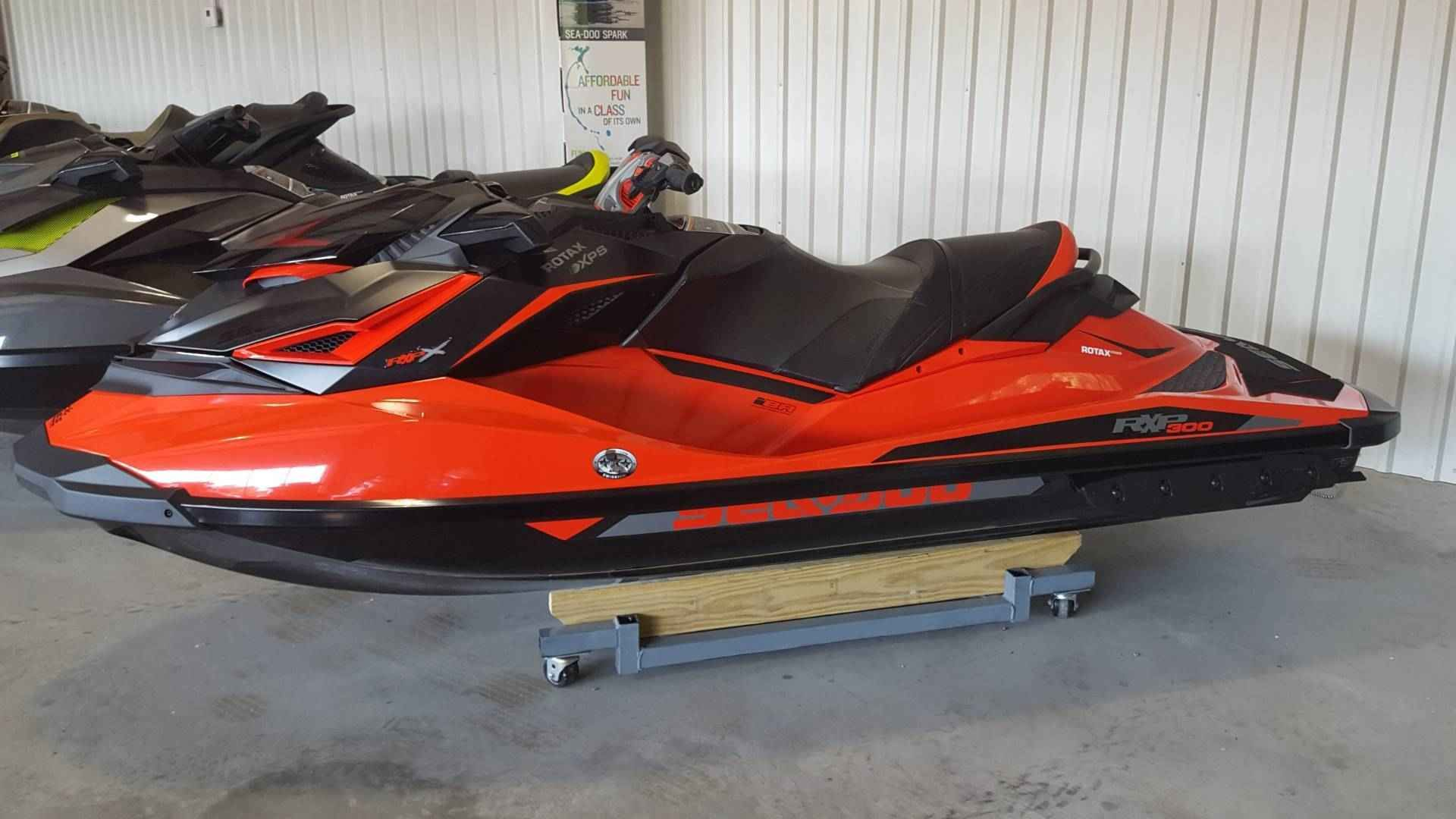New 2016 Sea Doo Rxp X 300 Jet Skis For In Oklahoma