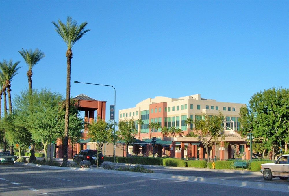 Top Safest Cities in the United States | Chandler Arizona