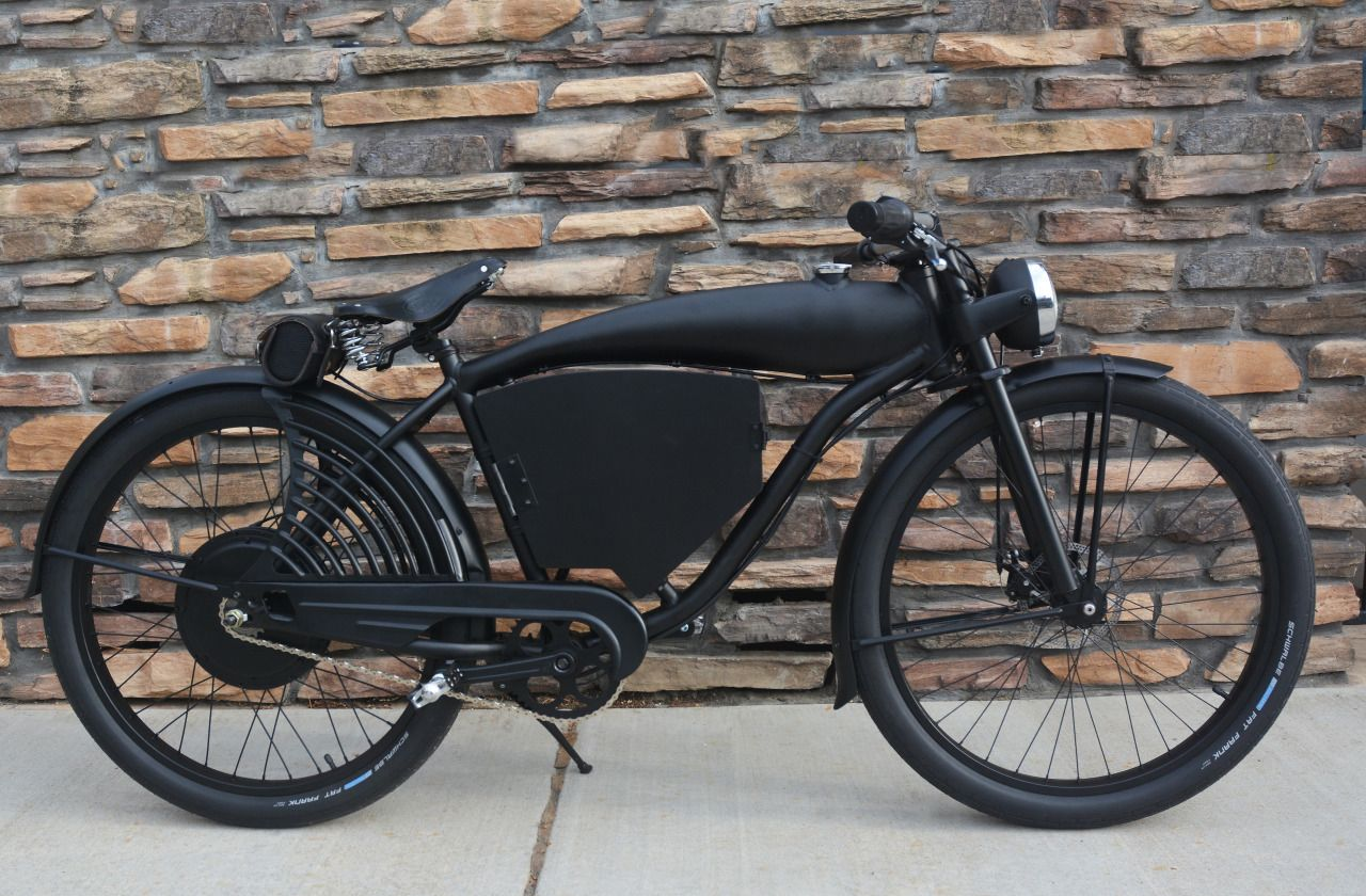 Pin On The Art Of The Electric Bike