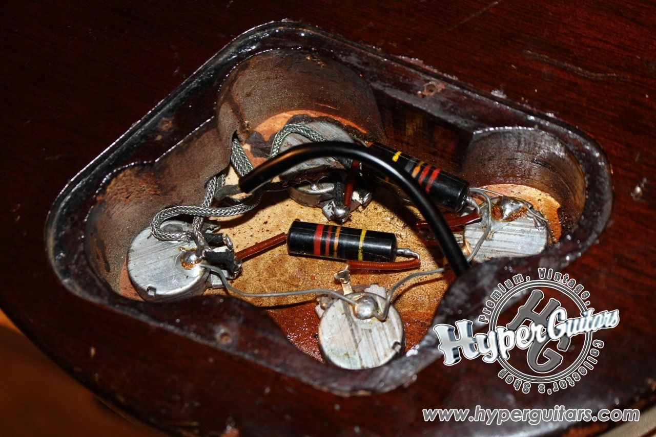 Gibson 57 Les Paul Standard Serial 73971 Vintage Wire 1981 Wiring Harness