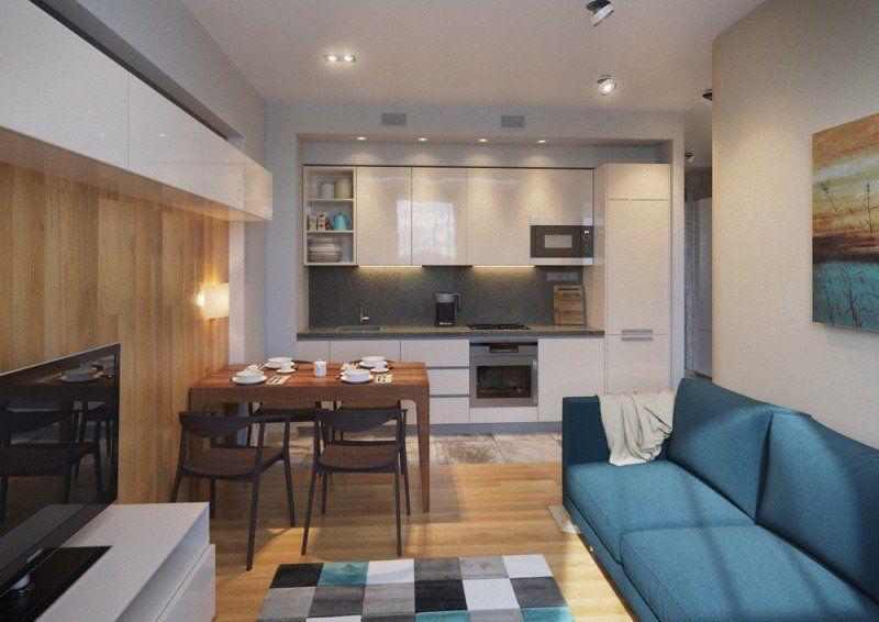 Aménagement petite cuisine - conseils, idées et photos ! Interiors