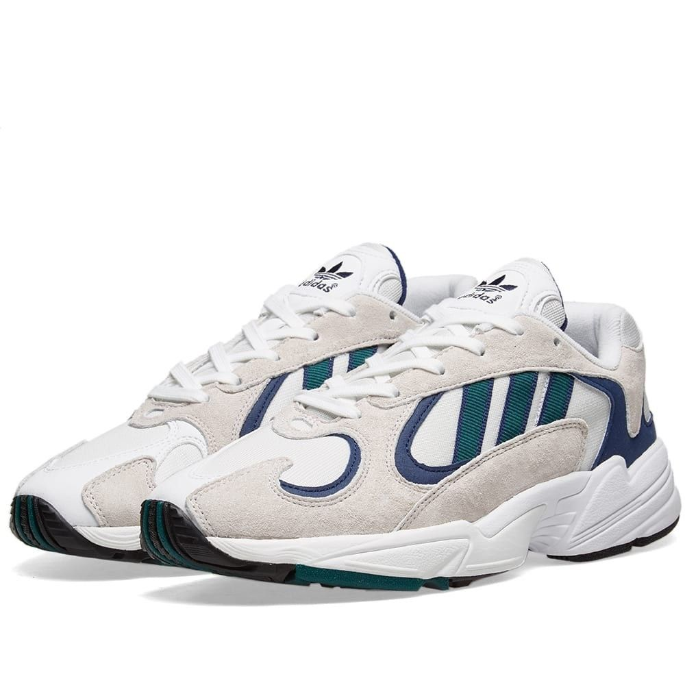 Adidas Yung 1 | Blue adidas, Sneakers