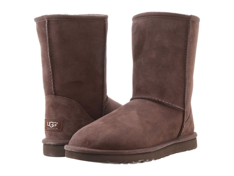 cefb12af529 shop grey ugg boots 5825 classic short 70s 786a8 9cdad
