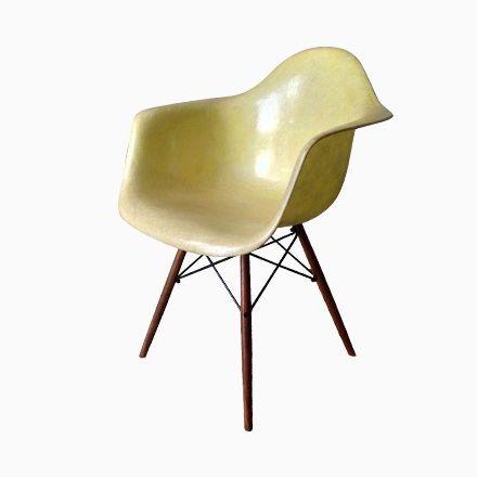 DAX Stuhl von Charles und Ray Eames für Zenith, 1950 Jetzt - esszimmer 1950