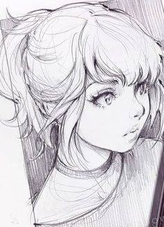 Photo of Anime Sketch