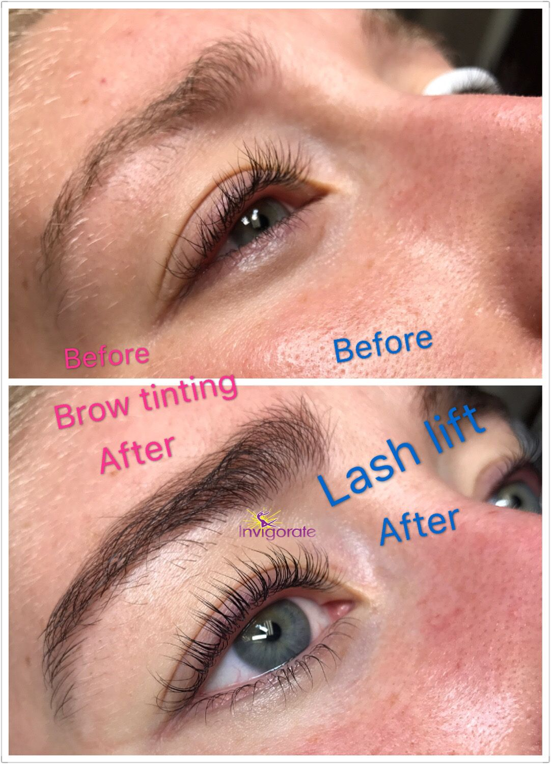 Instant Gorgeous New Look With The Help Of Brow Tinting Lash