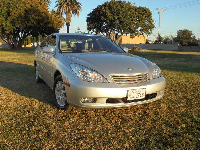 San Diegousedcarsforsale 2003 Lexus ES 300 http