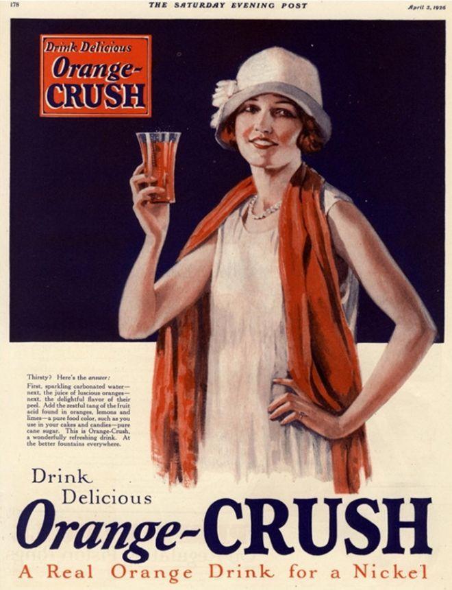 Advertisements 1920s