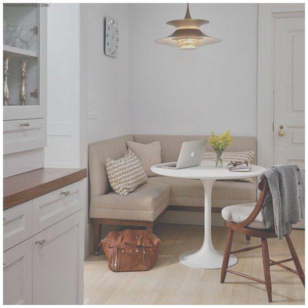 corner dining nook