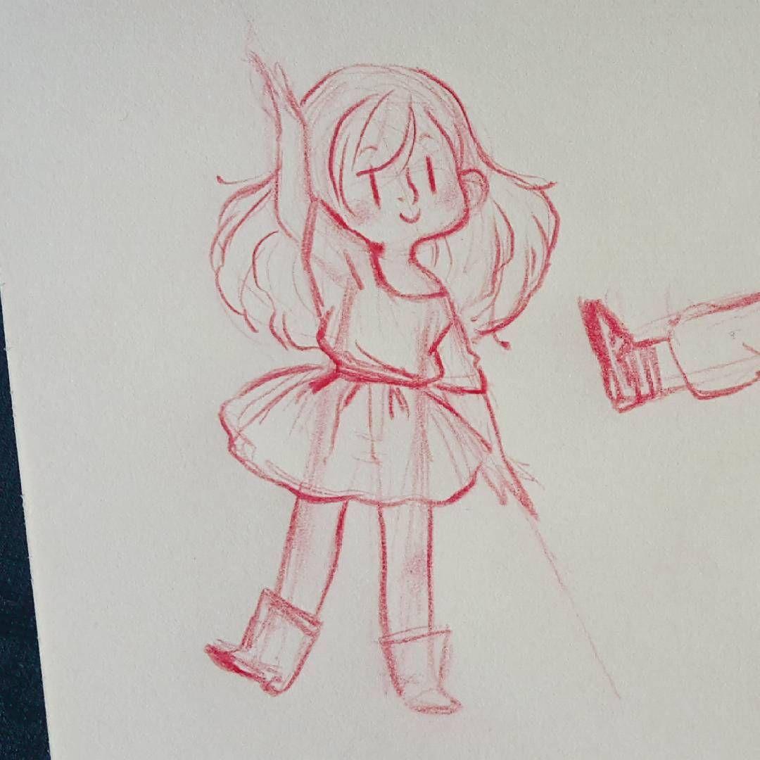 Doodle Art Character Design : 次赞、 条评论 mini ludvin miniludvin 在 instagram 发布