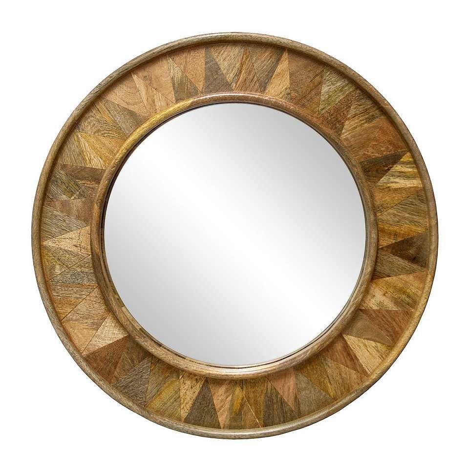 Uncategorized Wooden Round Mirrors round wooden mirror dunelm pinterest rounding dunelm