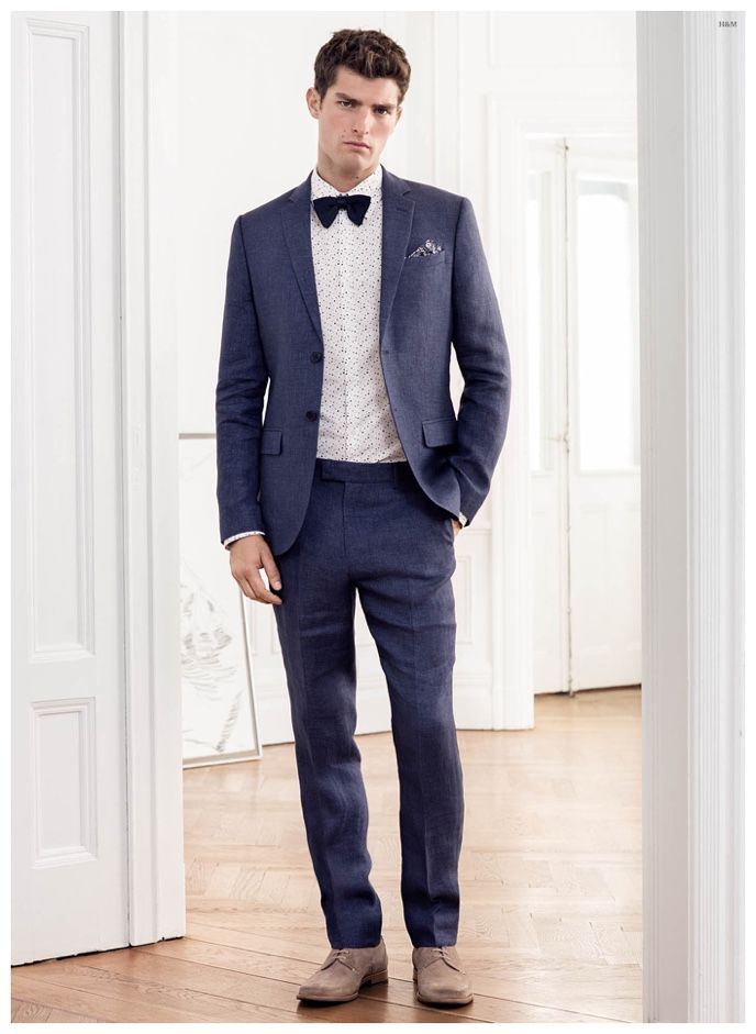 H&M Men's Style Guide: How to Dress for Summer Weddings, After Office  Drinks + More