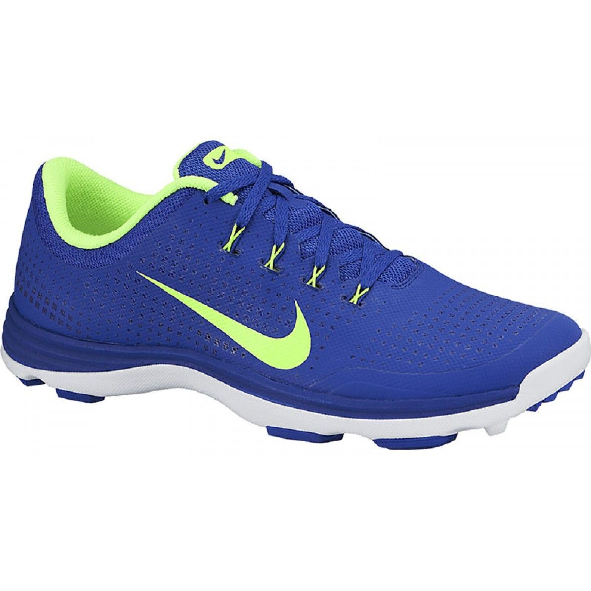 Lunar Cypress- Blue golf shoes
