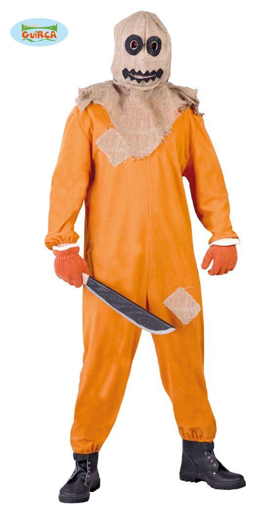 Disfraz Calabaza Viernes 13 Talla 52 54 Tienda De Disfraces Online Disfraces De Halloween Para Adultos Disfraces Para Adultos