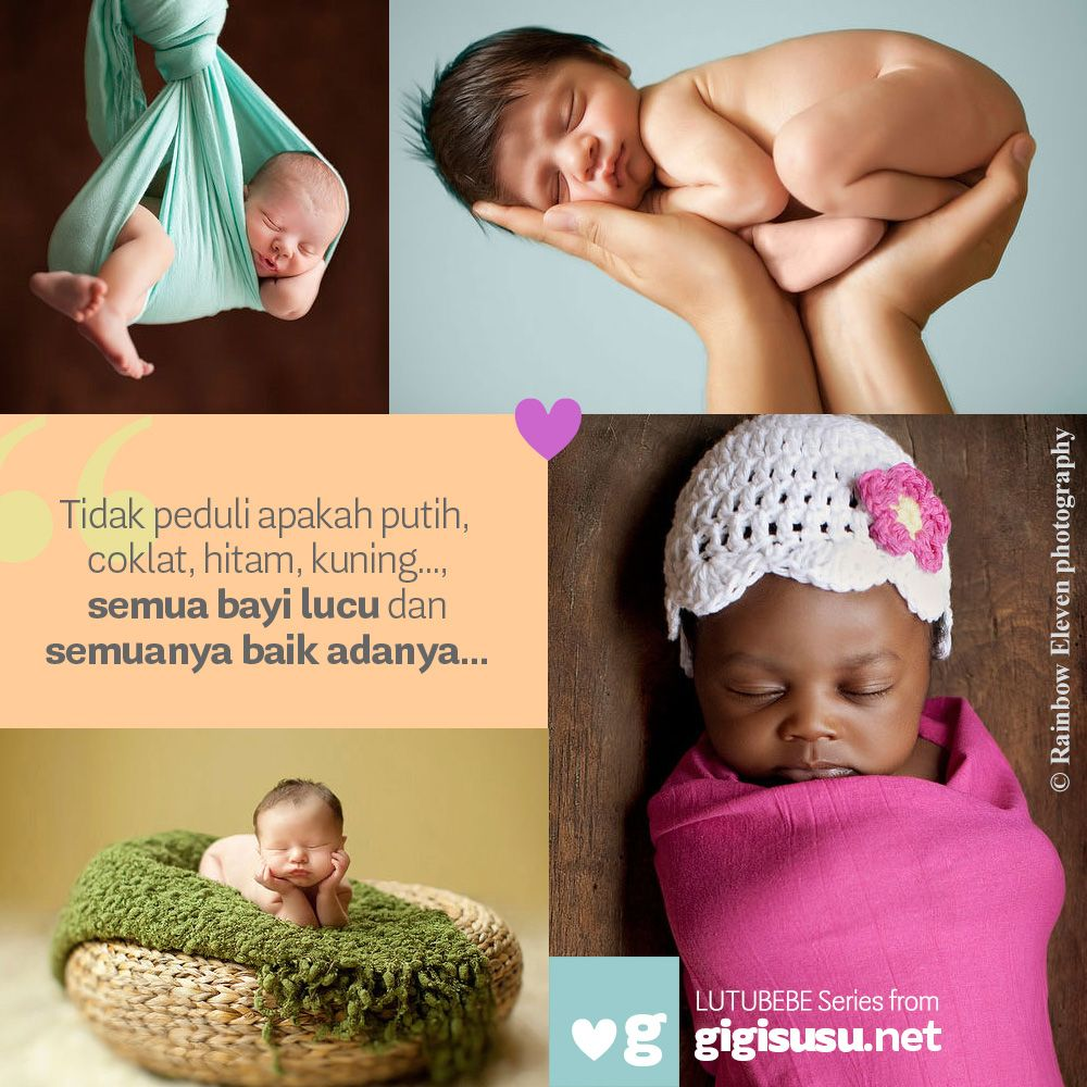 Lutuna Bayi Lucu Nan Imut Kata Kata Mutiara Gigisusunet