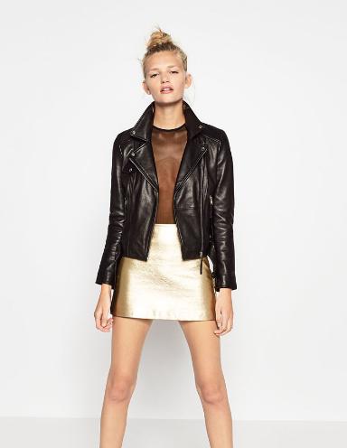 Awesome jacket from Zara.