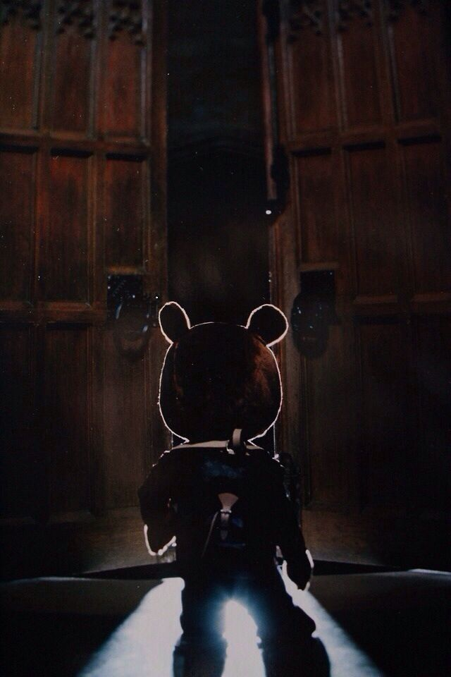 Late Registration Kanye West Kanye West Wallpaper Kanye West Bear Art Collage Wall