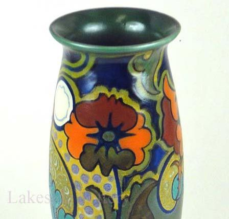 Restored Early Dutch Vase Repair And Restoration Lakeside Pottery