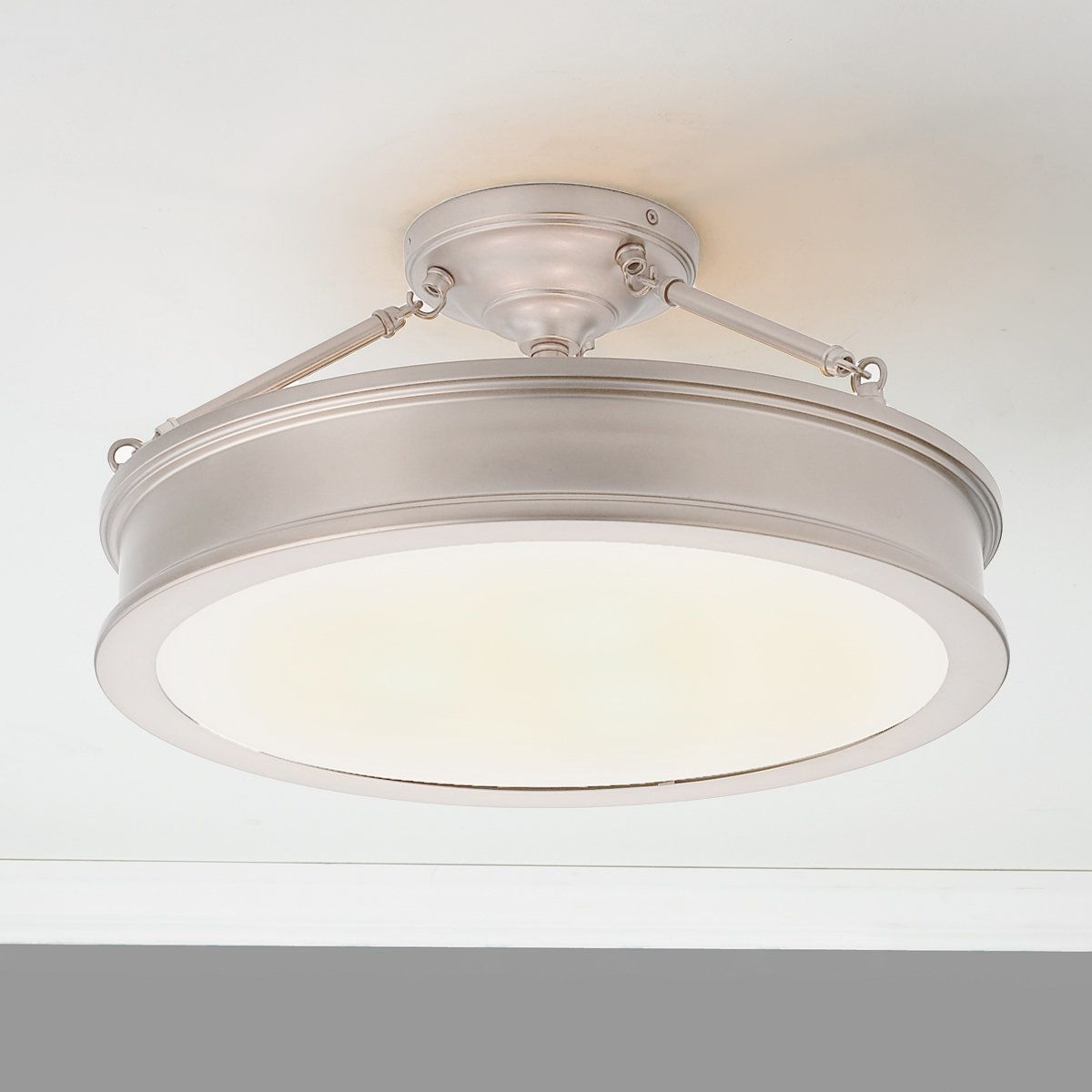 Traditional Urban Semi Flush Ceiling Light Semi Flush Ceiling Lights Bedroom Ceiling Light Ceiling Lights