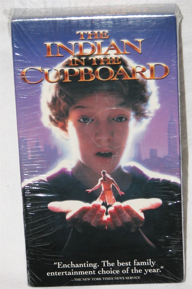 The Indian In The Cupboard Movie Vhs Sealed Indian In The Cupboard New York Times News Vhs