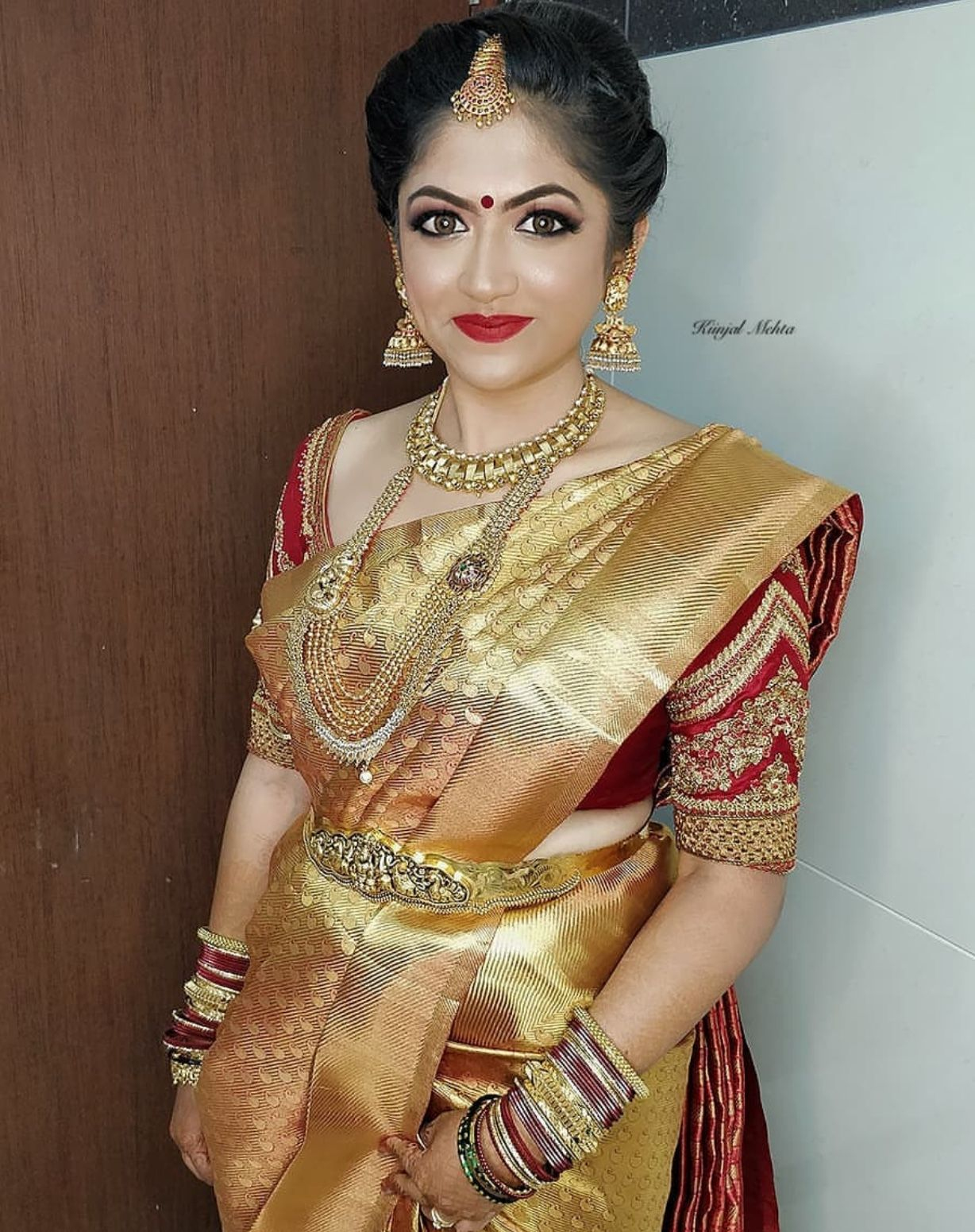 Pin by makeup artist kiinjal mehta on bridal makeup pinterest