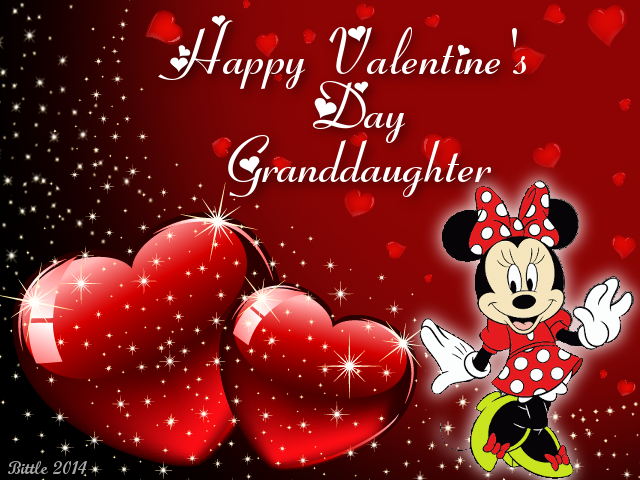 Happy Valentines Day Granddaughter Quotes Happy Valentine Day