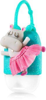 Dancing Hippo Light Up Pocketbac Holder Bath Body Works Bath
