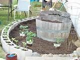 How To Build A Raised Bed Garden #betonblockgarten How To Build A Raised Bed Gar... #betonblockgarten