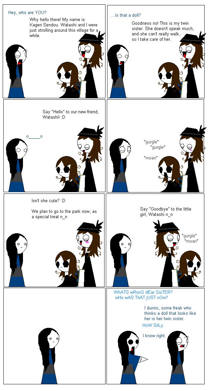 Fatal Frame Twins Confrontation. | Fatal Frame~ | Pinterest | Fatal ...