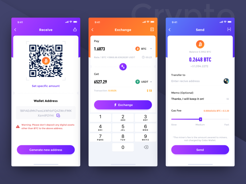 best type of fitness cryptocurrency apps for android