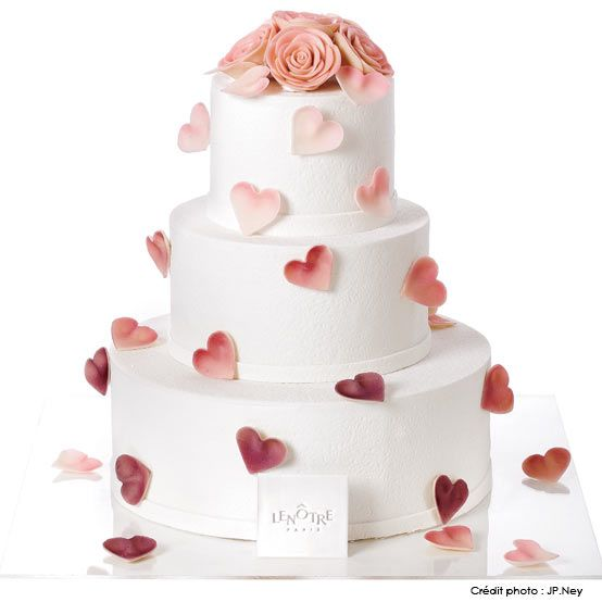 Lenotre Piece Montee Mariage Cake Cupcake Cookies