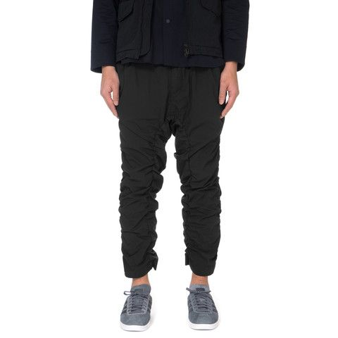 White Mountaineering T/C Weather Stretch Sarouel Pants