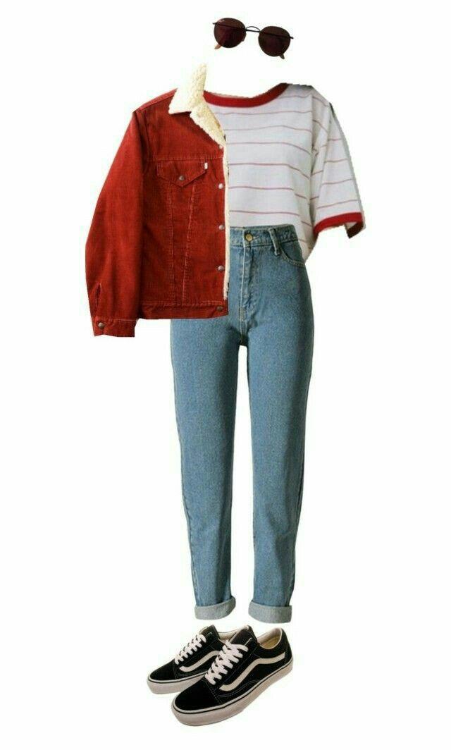PINTEREST:@sofiapmarroquin | Retro outfits, 80s fashion