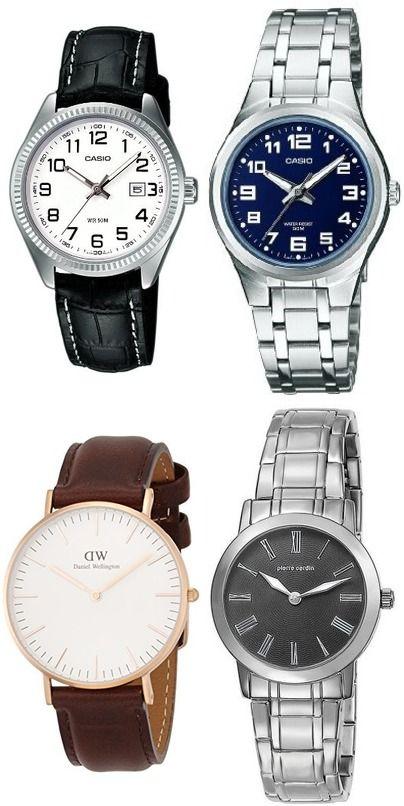 Oferta en relojes de mujer por San Valentin