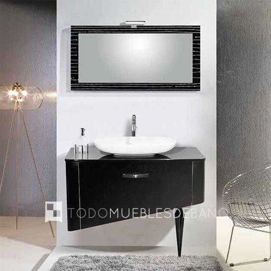 Mueble de baño Casa Blanca de Taberner 100x46cm ...