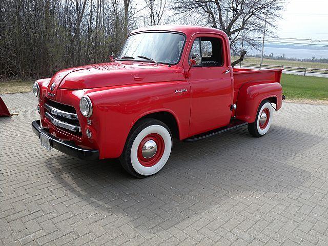 1955 Dodge Pickup Truck Home Design