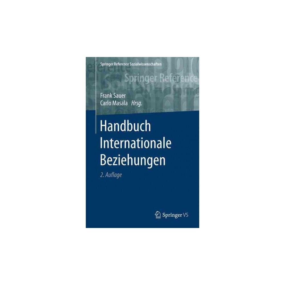Handbuch Internationale Beziehungen (Hardcover)