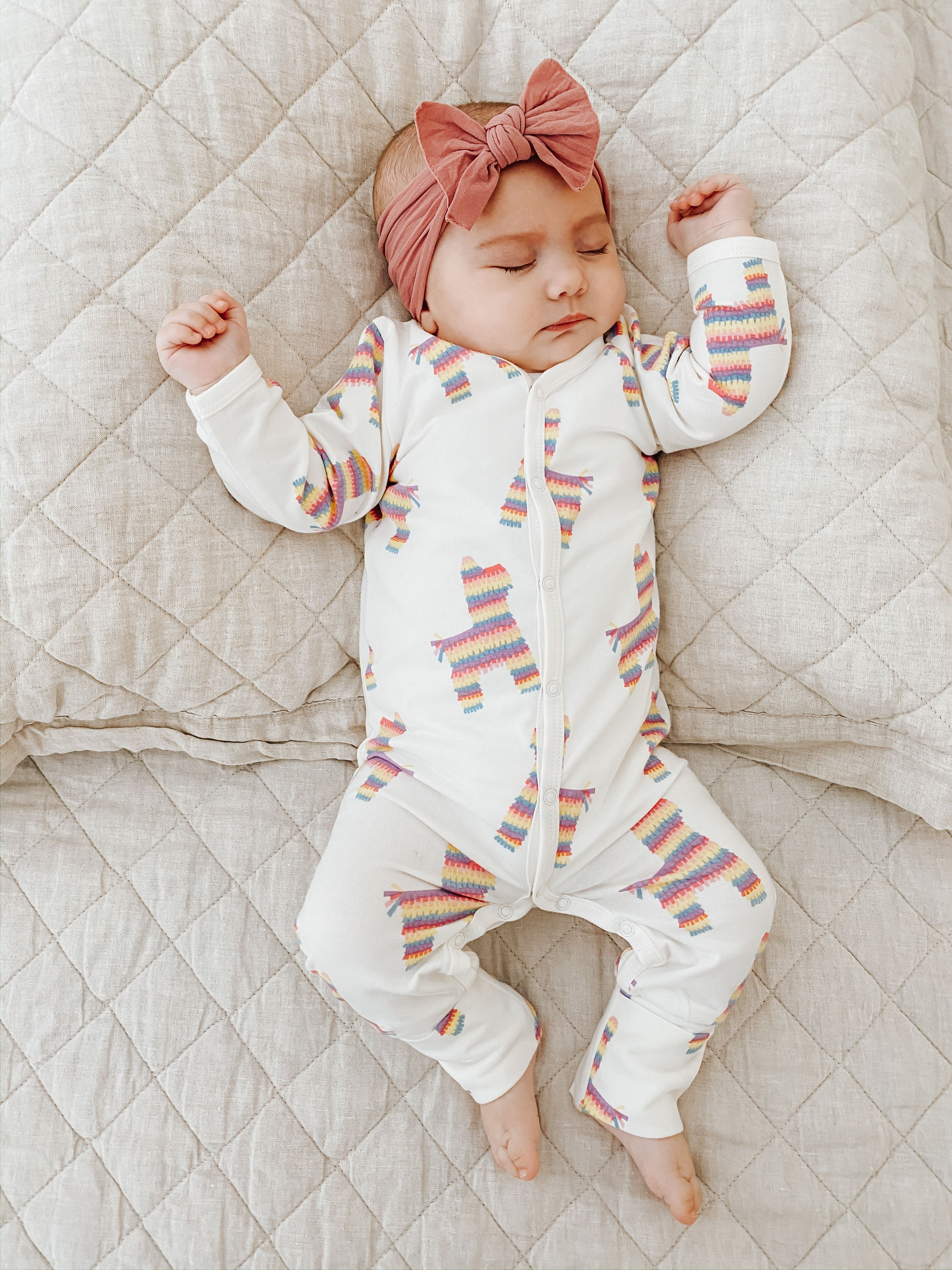 On the Go One-Piece  Baby outfits newborn, Newborn girl outfits