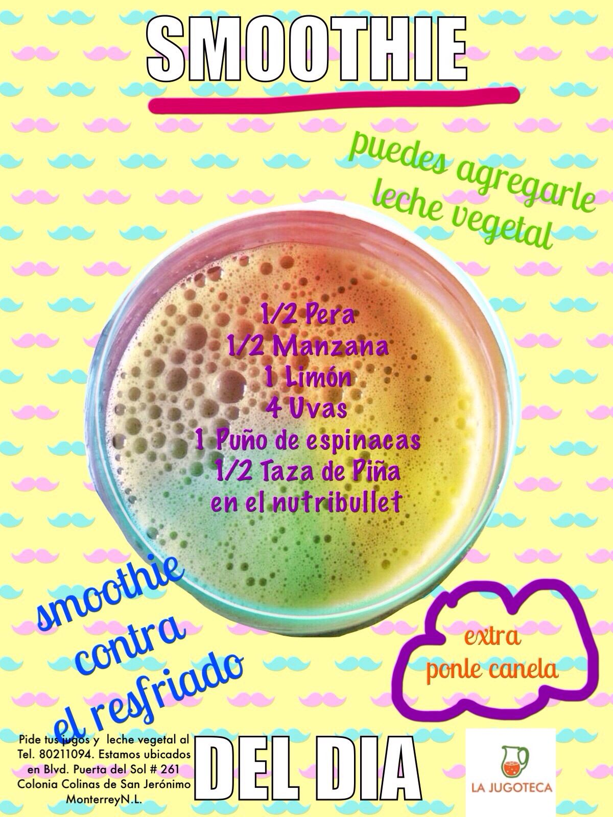 Beneficios de los smoothies