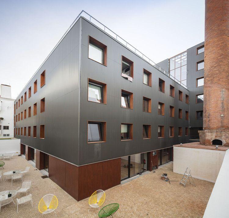 Doorm Student Housing/Luís Rebelo de Andrade, © Fernando Guerra | FG+SG