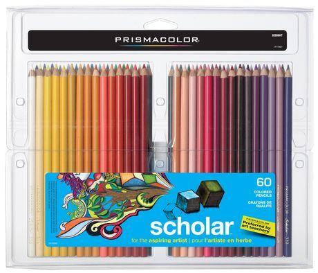 Prismacolor Scholar Coloured Pencils Na Colored Pencil Set
